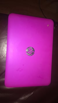 pink and black HP laptop Milton, 19968