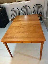 Dining table and 6 chairs set 35 km