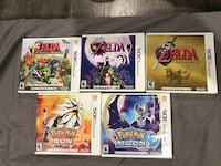 Nintendo 3DS Games Downey