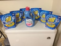 Detergent/downy/all $20 For All (7) items Firm  Phoenix, 85032