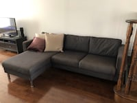 Karlstad Sofa Sectional (Ottoman Not Included) - Charcoal Grey Toronto, M5G 0A4