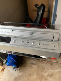 Toshiba Combi Dvd and Vcr player