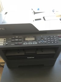 Brother MFC printer -copy- fax- scanner  St Catharines, L2M 7W5