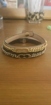Coach leather braclets Stafford, 22554