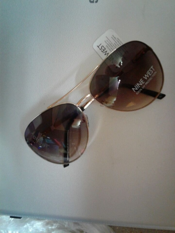 d1acf568232 Used Nine west sunglasses 100%UV Protection for sale in Norcross - letgo