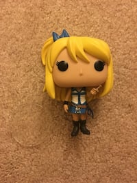 Fairy Tail Lucy pop vinyl 31 mi