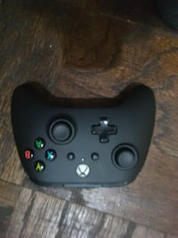 black Xbox One wireless controller Prince George's County, 20737