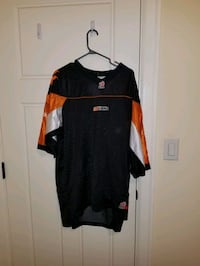 BC Lions Alternate Extra Large Jersey