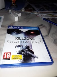 Killzone shadow fall på ps4 selges Råde kommune, 1642