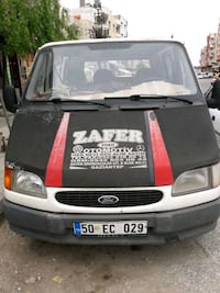 99 model ford transit 100'lük camlıvan