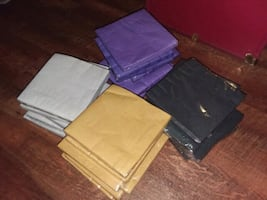 Large lot of unopen/unused picnic napkins