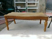 brown wooden coffee table with two side tables Las Vegas, 89146
