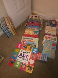 Children's reading books- infant to 2nd grade Temple Hills, 20748
