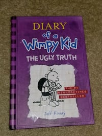 Diary of a Wimpy Kid book Bowie, 20715