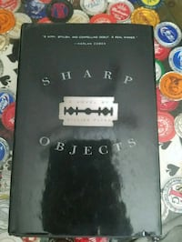 Sharp Objects hardback book  San Diego, 92124
