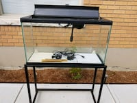Fish tank with stand London, N5Z