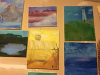 assorted paintings Taylorsville, 28681