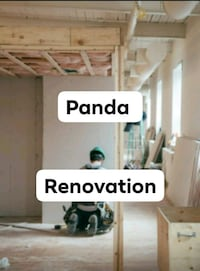 PANDA Contracting RENOVATION Toronto
