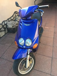 Blu Ovetto scooter Pomezia, 00040
