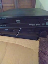 black Sony DVD player with remote Fayetteville, 28306