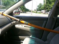 Yellow and Black sword w detatchable hand knife Evansville, 47714