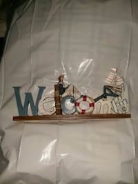 Couples nautical welcome sign  Leesburg, 34788