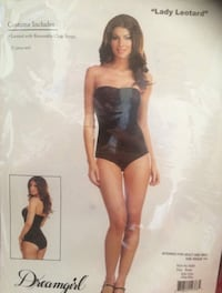 New - Lady Leotard Costume Size S Washington, 20007