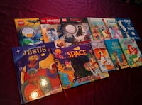Book lot Clarence-Rockland, K0A 1E0