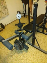 Weight sets exercise equipment  North Little Rock, 72114