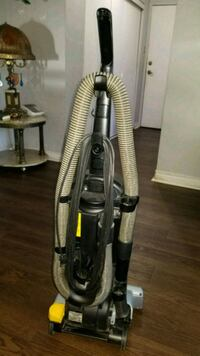 black and gray upright vacuum cleaner London, N6K 1L4