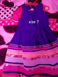 Girls purple and pink dress Conway, 29527