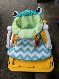 Fisher Price baby chair plaything Paramount, 90723