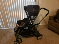 Graco sit and stand double stroller  Jacksonville, 32257