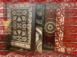 New rugs carpets different types