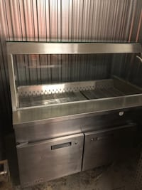 Restaurant Kitchen Fridges and Display Counter for extremely low prices.