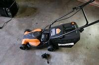 Electric lawnmower Port Orchard, 98366