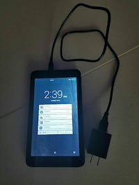 black android tab with power adapter Woodbridge, 22192