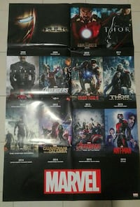 Poster film Marvel