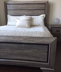 New Tampico Sands Queen Bed  Silver Spring