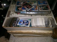 Sport trading cards