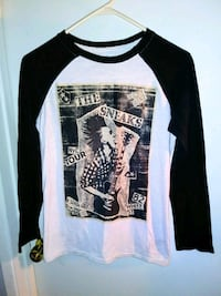 Punk rock shirt
