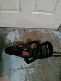 black and red hedge trimmer Jacksonville, 32210