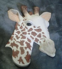 New Giraffe Wall Plaque by Home Interior & Gifts  Los Banos, 93635