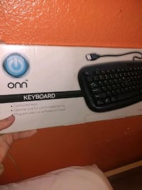 Corded Keyboard