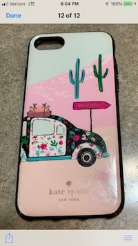 Kate Spade iPhone 8 cover Cooksville, 21723