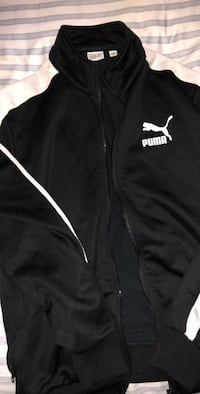 Black puma sweater Edmonton, T5E 5G3