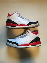 Jordan 3 Fire Red Edmonton, T6J 1V3