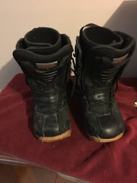 Snow board boots size 3 Pickering, L1V
