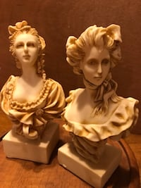 Beautiful! Amazing! Victorian Lady Bust Statues Gainesville, 20155