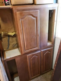 2 cabinets Weaverville, 28787